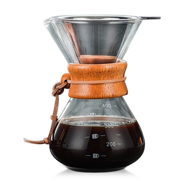 European Classic Pour Over Coffee Dripper