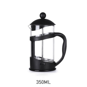 French Press Coffee Maker Pot