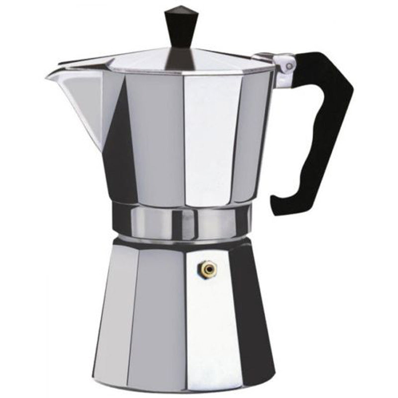Italian Traditional Home Coffee Maker Moka Pot