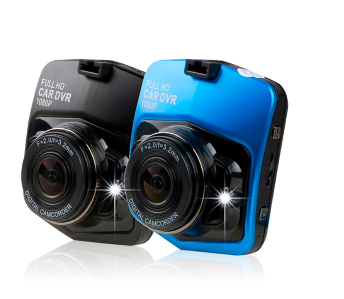 Shop Fu Mini Dash Cam with night vision Car DVR