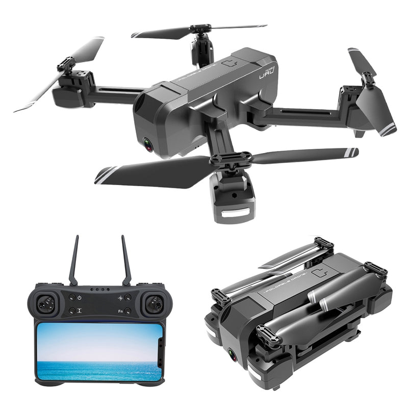 2.4Ghz Brushless GPS Folding Aerial RC Quadcopter Drone, Optical Flow 1080P