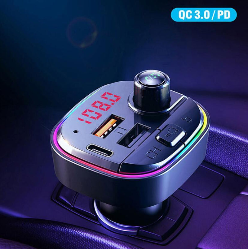 Colorful FM Transmitter