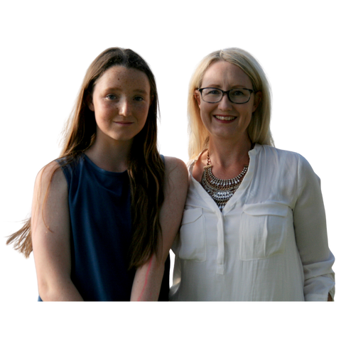 Love Haidee Founder, Emma and daughter Ella