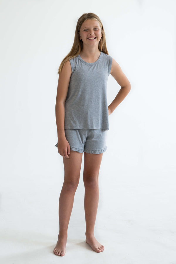 best-teen-girls-pyjamas-sets-shorts-singlet-online-Australia