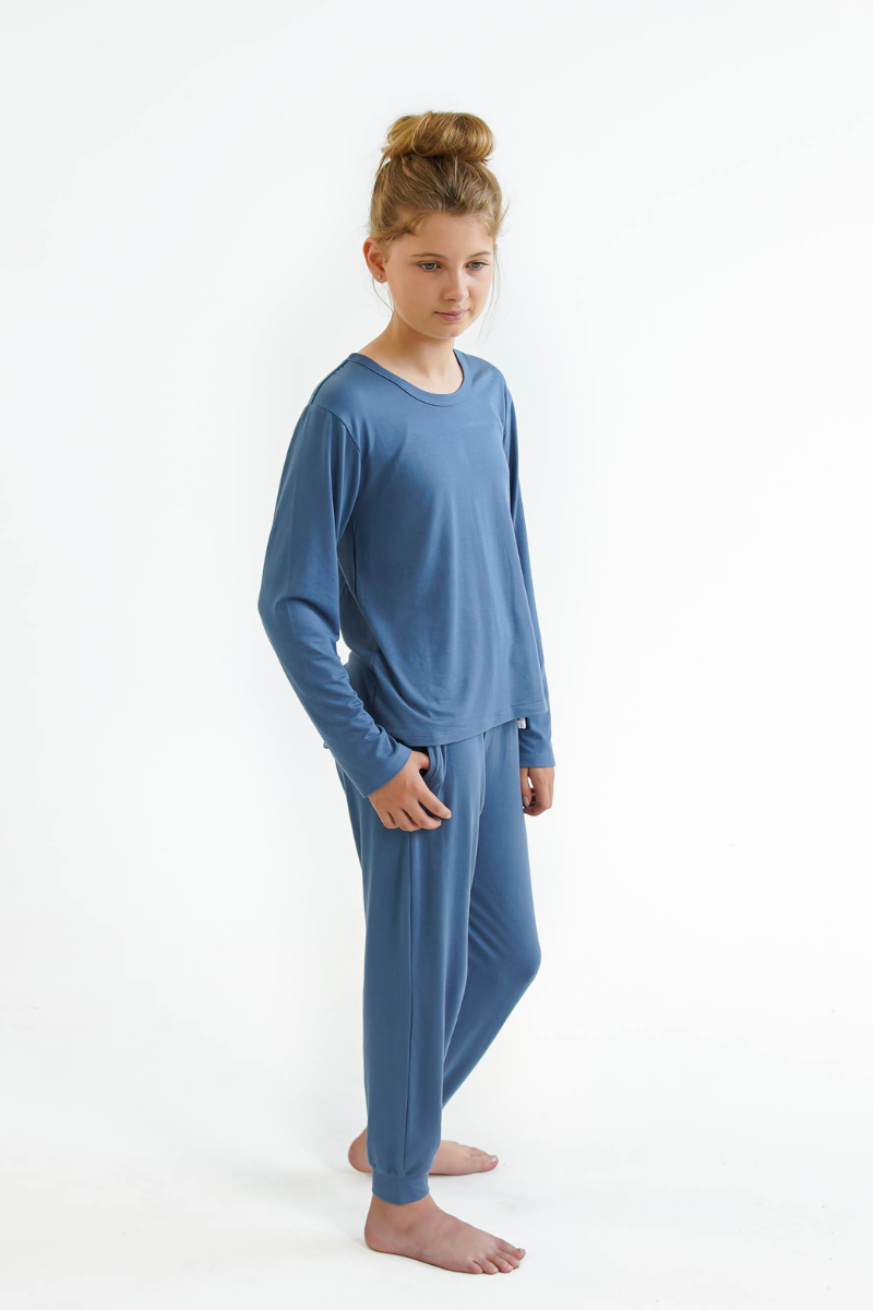 Girls Pyjamas | PJ's Your Way Long Sleeve Sleep Tee