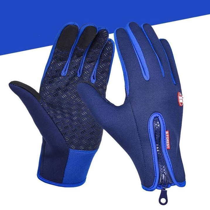 Fit N' Warm™ Ultimate Waterproof And Windproof Thermal Gloves