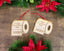 Funny Toilet Paper Christmas Ornament