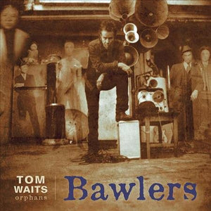 Tom Waits - Bawlers (Orphans) - Morrow Audio Records
