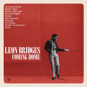 Leon Bridges - Coming home - Morrow Audio Records