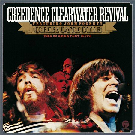 Creedence Clearwater Revival - Chronicle: 20 Greatest Hits - Morrow Audio Records