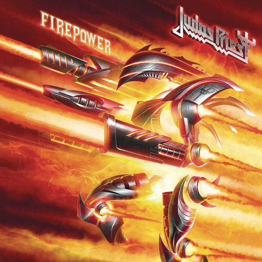 Judas Priest - Firepower - Morrow Audio Records
