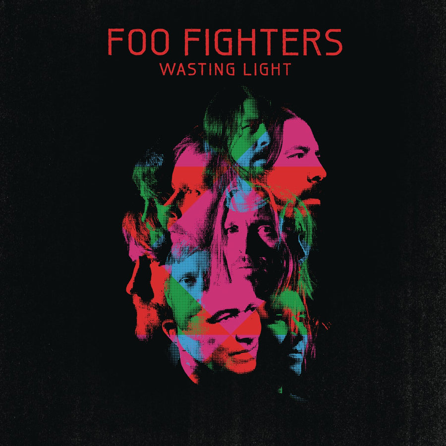 Foo Fighters - Wasting Light - Morrow Audio Records