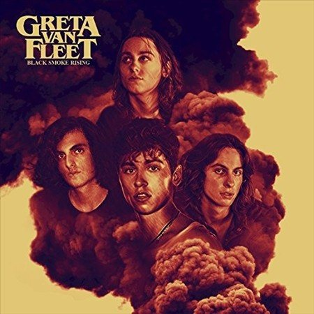 Greta Van Fleet - Black Smoke Rising EP - Morrow Audio Records