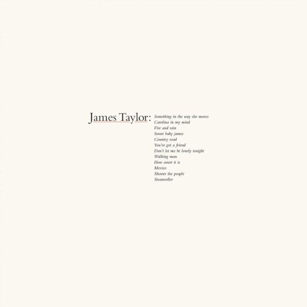 James Taylor - Greatest Hits - Morrow Audio Records