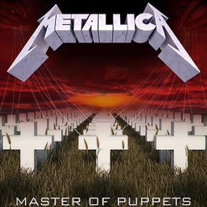 Metallica - Master of Puppets - Morrow Audio Records