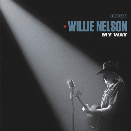 Willie Nelson - My Way - Morrow Audio Records