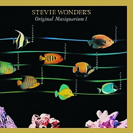 Stevie Wonder - Original Musiquarium I - Morrow Audio Records