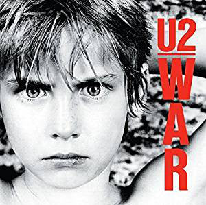 U2 - War - Morrow Audio Records
