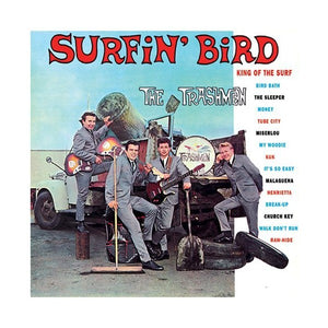 Trashmen, The - Surfin' Bird - Morrow Audio Records
