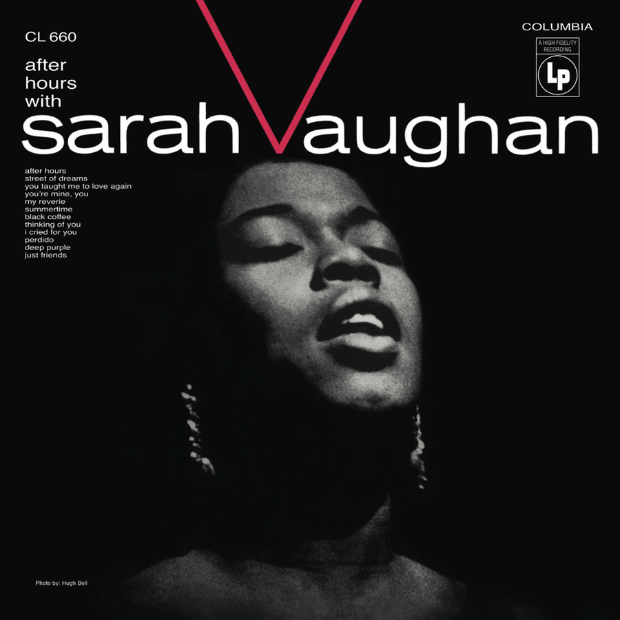 Sarah Vaughan - After Hours - Morrow Audio Records