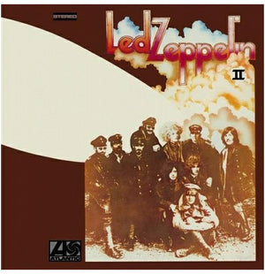 Led Zeppelin - Led Zeppelin II - Morrow Audio Records
