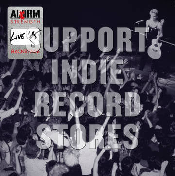 Alarm, The - Strength Live '85 - Morrow Audio Records