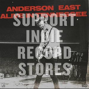 Anderson East - Alive In Tennessee - Morrow Audio Records