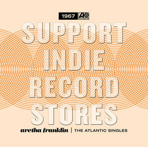 Aretha Franklin - The Atlantic Singles - Morrow Audio Records