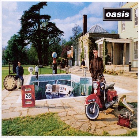 Oasis - Be Here Now - Morrow Audio Records