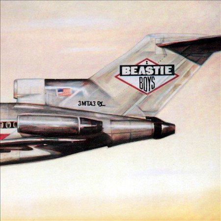 Beastie Boys - Licensed to Ill (30th Aniversary) - Morrow Audio Records