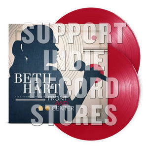 Beth Hart - Front and Center - Morrow Audio Records
