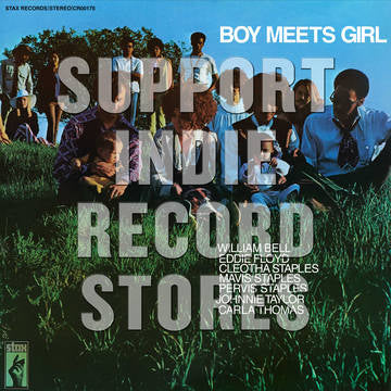 Various Artists - Boy Meets Girl: Classic Stax Duets - Morrow Audio Records