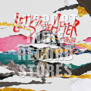 Broken Social Scene - Let's Try The After Vol 1 & 2 - Morrow Audio Records