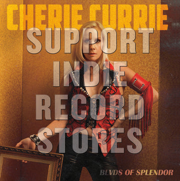 Cherie Currie - Blvds of Splendor - Morrow Audio Records