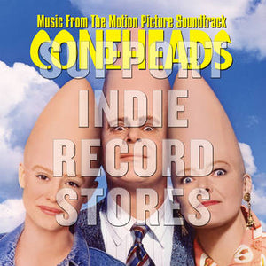 Various Artists - Conehead OST - Morrow Audio Records