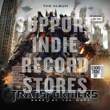 Various Artists - Transformers: Dark of the Moon - Morrow Audio Records