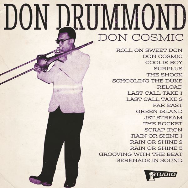 Don Drummond - Don Cosmic - Morrow Audio Records