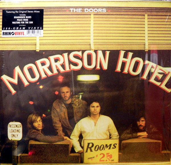 Doors, The - Morrison Hotel (180G) - Morrow Audio Records