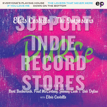 Elvis Costello & The Imposters - Purse - Morrow Audio Records