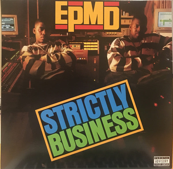 EPMD - Strictly Business - Morrow Audio Records