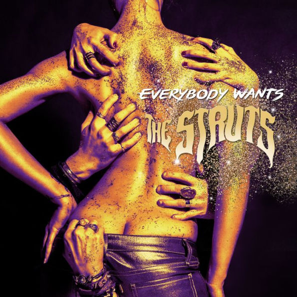 Struts, The - Everybody Wants - Morrow Audio Records
