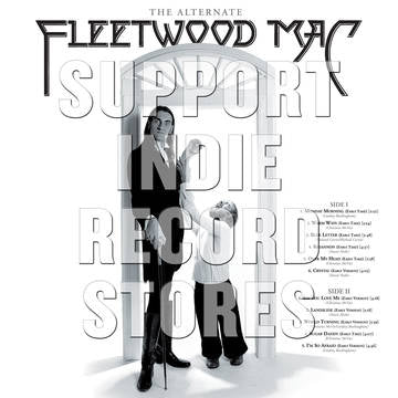 Fleetwood Mac - The Alternate Fleetwood Mac - Morrow Audio Records