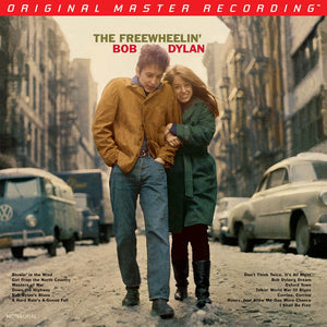 Bob Dylan - The Freewheelin' (Original Master Recording) - Morrow Audio Records