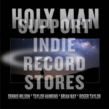 Dennis Wilson - Holy Man - Morrow Audio Records
