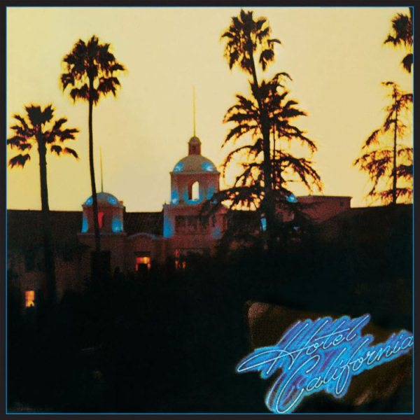 Eagles - Hotel California - Morrow Audio Records