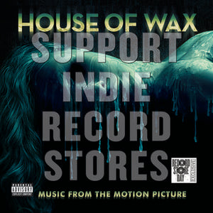 Various Artists - House of Wax OST - Morrow Audio Records
