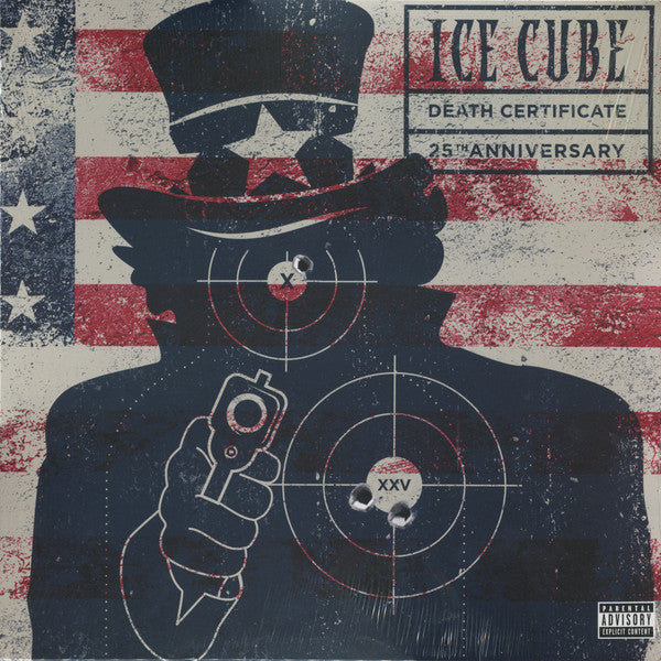 Ice Cube - Death Certificate - Morrow Audio Records