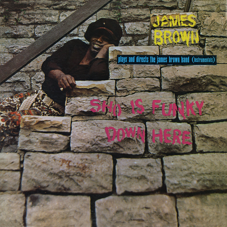 James Brown - Sho Is Funky Down Here - Morrow Audio Records
