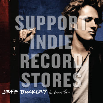 Jeff Buckley - In Transition - Morrow Audio Records