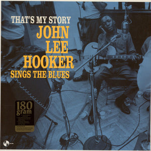 John Lee Hooker - That's My Story - Morrow Audio Records